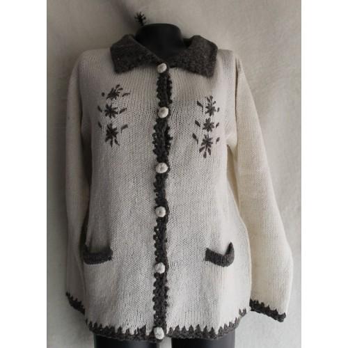 Saco en lana de una hebra